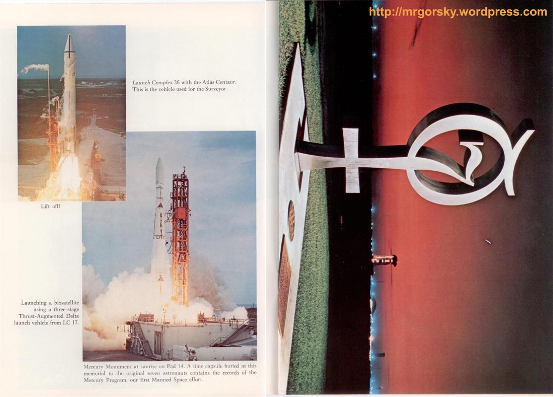 06 y 07 JFK Space Center Souvenir Book