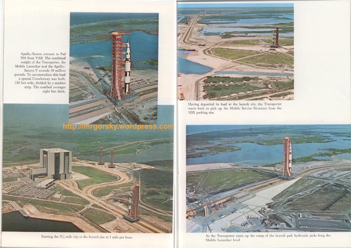 14 y 15 JFK Space Center Souvenir Book