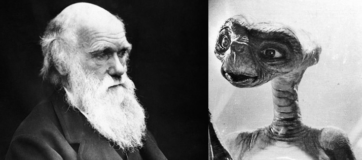 Darwin vs ET