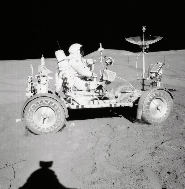 Apolo 15 - GPN-2000-001306