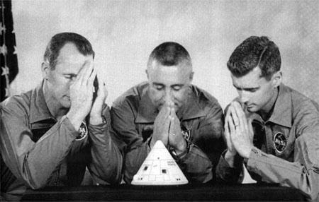 La tripulación del Apolo 1 no ocultaba su preocupación sobre ciertos aspectos de la misión.